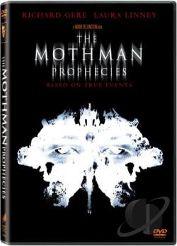 Mothman Prophecies DVD Cover Art
