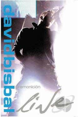 David Bisbal - Premonicion Live DVD Cover Art