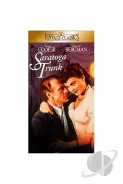 Saratoga Trunk DVD Cover Art