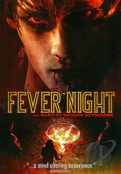Fever Night DVD Cover Art