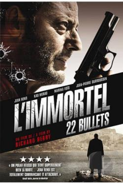 L'Immortel DVD Cover Art
