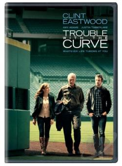 Trouble With the Curve DVD Cover Art