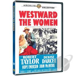 Westward the Women DVD Cover Art