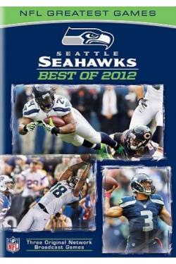 NFL Greatest Games: Seattle Seahawks - Best of 2012 DVD Cover Art