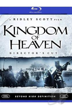 Kingdom of Heaven BRAY Cover Art