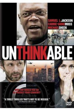 Unthinkable DVD Cover Art