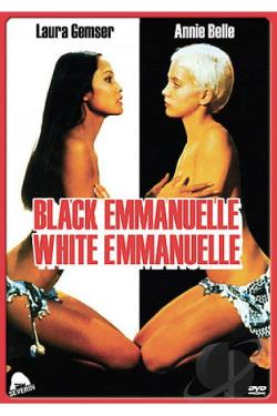 Black Emmanuelle / White Emmanuelle DVD Cover Art