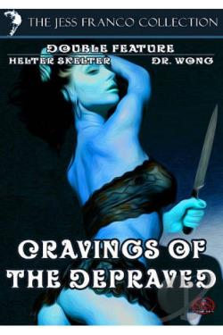 Jess Franco Collection: Cravings of the Depraved DVD Cover Art