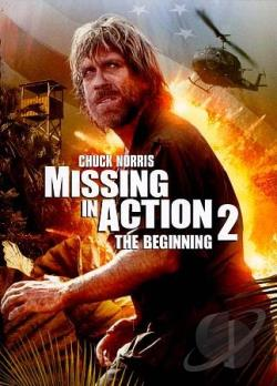 Missing in Action 2 - The Beginning DVD Cover Art
