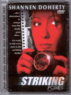 Striking Poses DVD Cover Art
