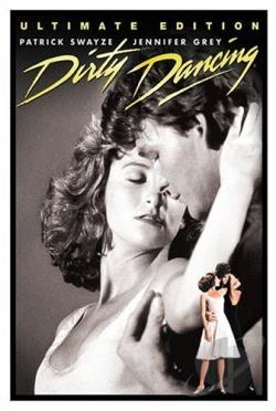 Dirty Dancing DVD Cover Art