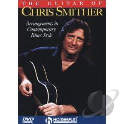 Guitar of Chris Smither, The - Arrangements in Contemporary Blues Style DVD Cover Art