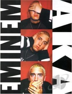 Eminem - AKA DVD Cover Art
