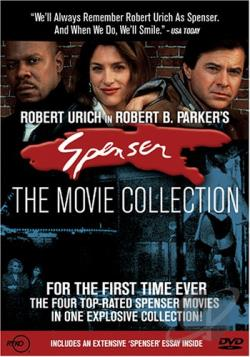 Spenser - The Movie Collection DVD Cover Art
