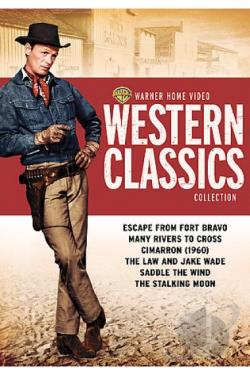 Western Classics Collection DVD Cover Art
