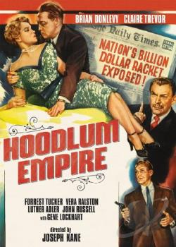 Hoodlum Empire DVD Cover Art