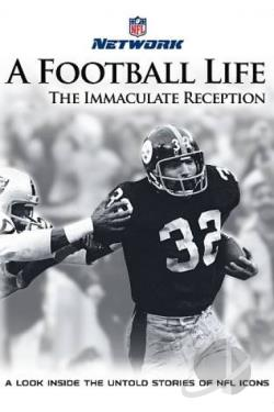 NFL: A Football Life - The Immaculate Reception DVD Cover Art