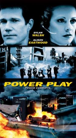 Power Play DVD Cover Art