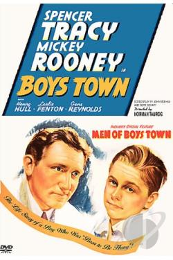 Boys Town DVD Cover Art