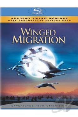 Winged Migration BRAY Cover Art