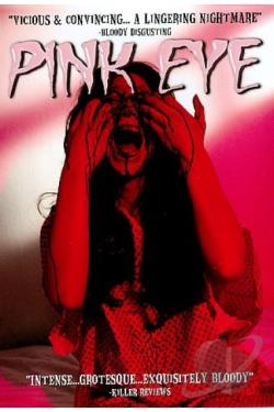 Pink Eye DVD Cover Art