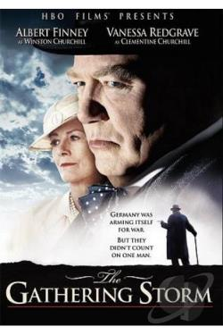 Gathering Storm DVD Cover Art