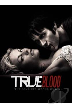 True Blood - The Complete Second Season DVD Cover Art