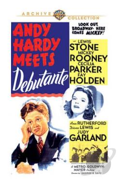 Andy Hardy Collection, The - Andy Hardy Meets Debutante DVD Cover Art