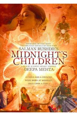 Midnight's Children DVD Cover Art