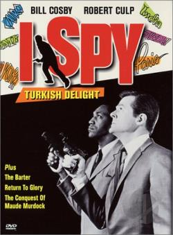 I Spy Vol. 4 DVD Cover Art