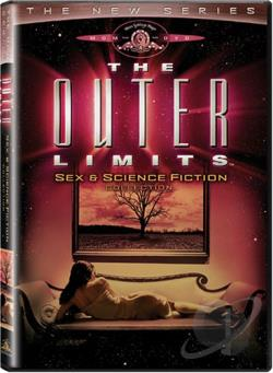 Outer Limits - The New Series: Sex & Science Fiction Collection DVD Cover Art