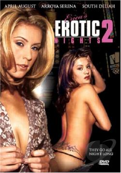 Erica's Erotic Nights 2 DVD Cover Art