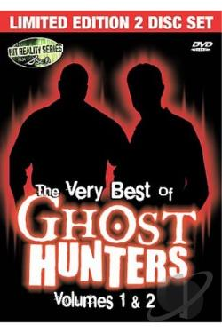 Ghost Hunters - The Best of Vol. 1 and Vol. 2 DVD Cover Art