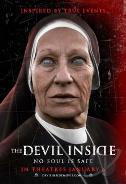 Devil Inside DVD Cover Art