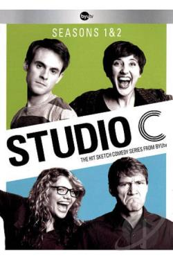 Studio C DVD Cover Art