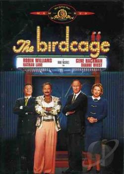 Birdcage DVD Cover Art