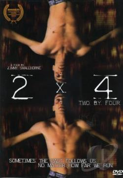 2 X 4 DVD Cover Art