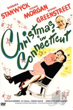 Christmas in Connecticut DVD Cover Art