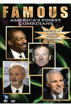 Famous - America's Finest Comedians DVD Cover Art