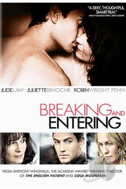 Breaking and Entering DVD Cover Art