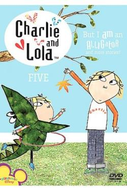 Charlie & Lola: Volume 5 DVD Cover Art