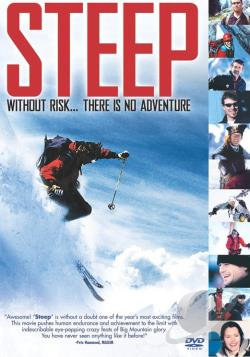 Steep DVD Cover Art