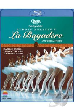 Bayadere BRAY Cover Art