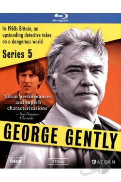 George Gently: Series 5 BRAY Cover Art