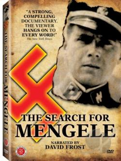 Search for Mengele DVD Cover Art