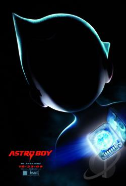 Astro Boy DVD Cover Art
