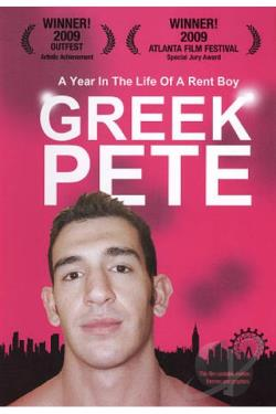 Greek Pete DVD Cover Art