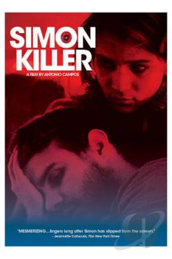 Simon Killer DVD Cover Art