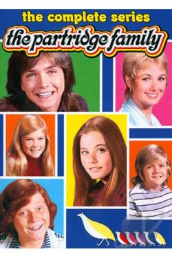 Partridge Family - The Complete Series DVD Cover Art