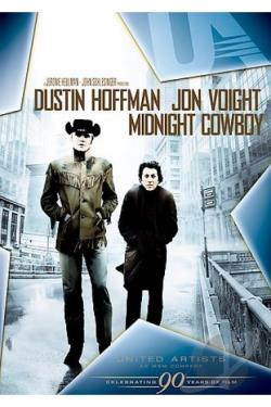 Midnight Cowboy DVD Cover Art